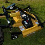 King Kutter Rear Discharge Finishing Mower 5 ft 3 pt Linkage (NEW) Built in the USA