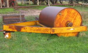 6 ft Paddock Roller