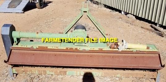 WANTED Flail Mulcher 4m-6m