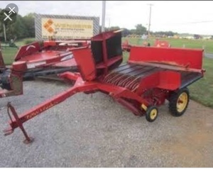 Wanted New Holland 166 Hay inverter