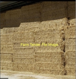 Wanted Export Quality Wheaten Straw