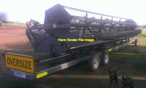 WANTED 25 or 30ft Draper Front to suit New Holland Header
