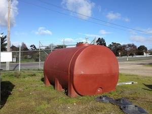 Polymaster 3000L Diesel Tank Bare