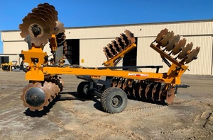 Under Auction - 2018 Baldan 48 Plate Folding Offset Disc - 2% + GST Buyers Premium on all Lots - 2% + GST Buyers Premium On All Lots