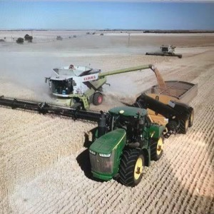 Header Contractor for Harvest Start ASAP