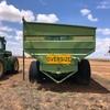 2005 TruFab 30 Ton Chaser Bin - ONO