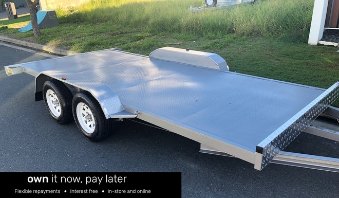 NEW TILT CAR CARRIER TRAILERS 2000KG - 3500KG GVM - Easy Pay available