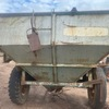 David Shearer Chaser bin feedout cart