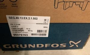Grundfos Grinder Pump