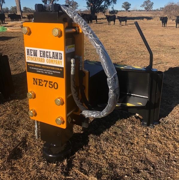 Nestockyard NE750 Post Driver