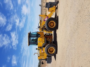 Under Auction - (A141) - 2016 Active AL938LE Loader - 2% + GST Buyers Premium On All Lots