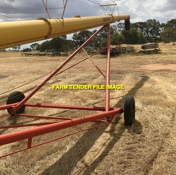 WANTED 70ft Auger
