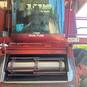 2388 Case IH Header (2 available)