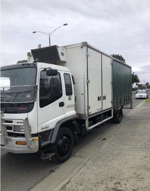 Isuzu 700 Body    Freezer/ Pallet Truck
