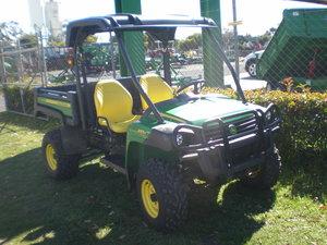 Diesel John Deere XUV855d Gator