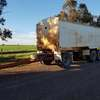 2002 SA Trans Tech Super Dog Tipper Trailer For Sale
