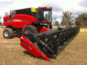 Case 8010 4 Wd 39' Front + 25' Front. Price Reduced