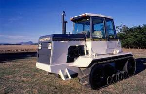 Waltanna Tracked Tractor