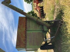7 tonne chaser bin - new floor & gearbox refurbished
