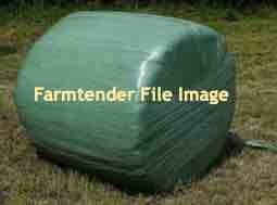 Under Auction - 500 x Oaten Silage Bales - 2% + GST Buyers Premium On All Lots