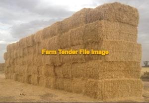 1200mt Barley Straw (Header Trail)