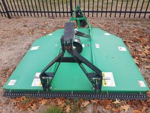 King Kutter 40HP Flex Hitch with Slip Clutch 6ft  Slasher (NEW) Built in the USA