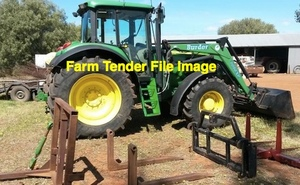 WANTED Front End Loader 100-120hp