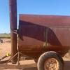 5-6 tonne Turner Engineering Chaser Bin
