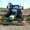 Hay Contractor Available with Krone 8 string 1290 HDP 2 Baler Mower and Rake  for all your haymaking needs