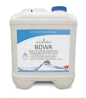 Bowa SPRAY ACTIVATOR SURFACTANT/WETTER