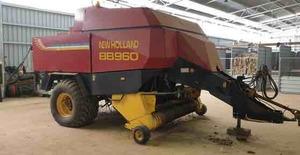 New Holland BB960R 2001 8x4x3 square Baler