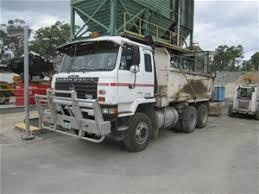 WANTED Nissan UD CWA 46 Truck with A PE6T Engine