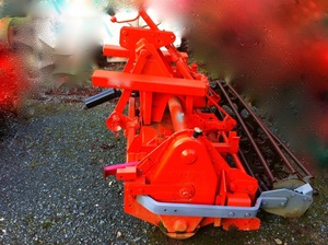 KRONE SPIKE ROTOR ROTARY CULTIVATOR