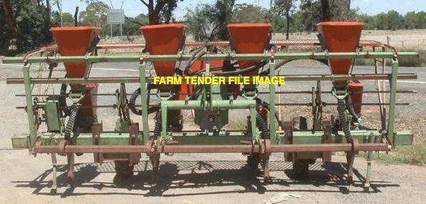 WANTED 4 Row Corn Planter