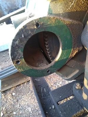 Starter motor for a lister 2 cylinder diesel