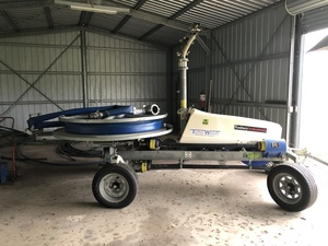 Rodney Travelling Irrigator. Model R1415T