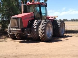 2003 IH Case STX 325 Tractor