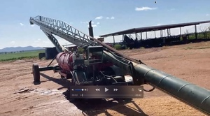 Ridley 70 Ft x 10 Inches Auger + inc free delivery within 600kms