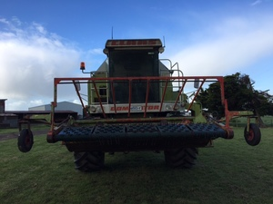 Claas Dominator Header 98SL