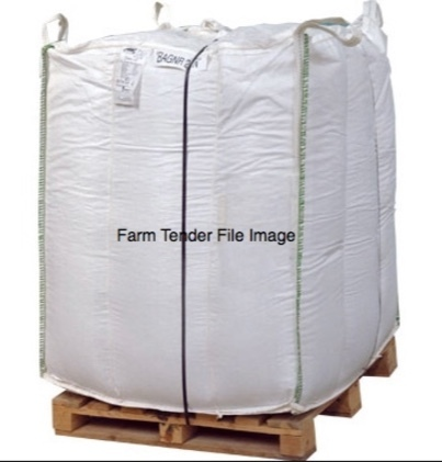 WANTED 25kg Bagged Organic corn or legumes for chooks