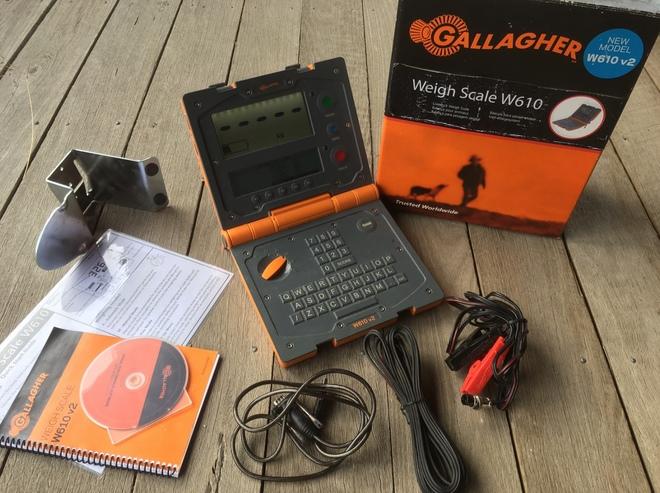 Gallagher W610v2 Weigh Scale