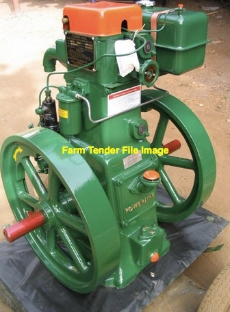 Lister Diesel engine / motor with 5kva Electric Generator Wanted