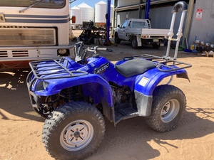 Yamaha Ultramatic Grizzly 350