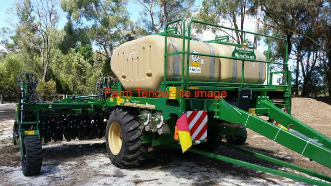 WANTED Great Plains Spartan 607 Disc Seeder