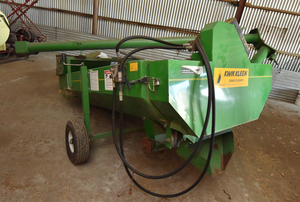 Under Auction - Kwik Clean Grain Cleaner - To Be Auctioned on 01/10/19 - 2% + GST Buyers Premium On All Lots