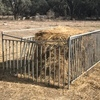Under Auction - Sliding Sheep Hay Feeders - 2% + GST Buyers Premium On All Lots