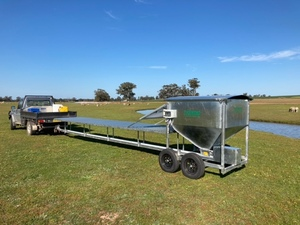 New- Sheep Feeder Auto Mobile