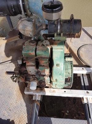 20hp Lister motor