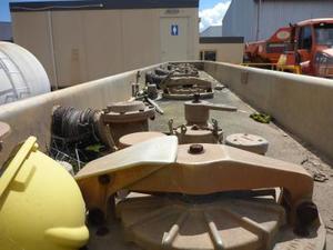 22,000 Litre Aluminium tank ex Fuel tank, Can be used foe Water Truck
