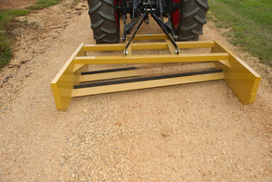 5ft Duel Edge Grader Blade (NEW) Built in the USA